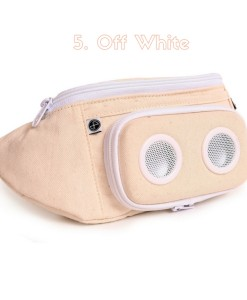 fannypack with speaker