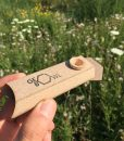 Biodegradable Portable Smoking Pipe